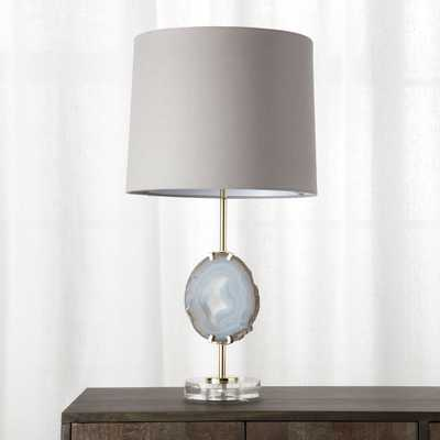 Agate Table Lamp - CB2