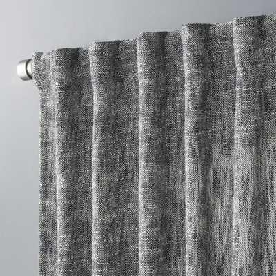 """Bensyn Tweed Curtain Panel 48""""x96"""""" - CB2"