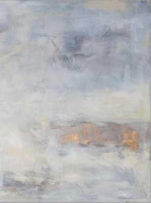 WHITE BLUSH II - art.com