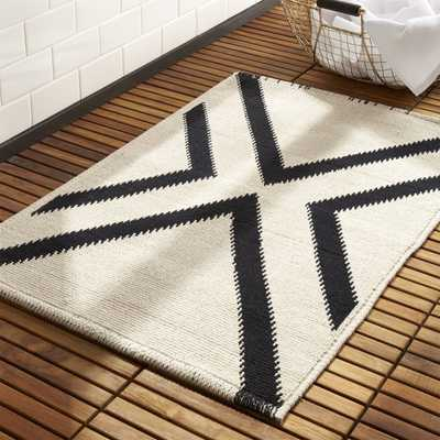 X Base Bath Mat - CB2