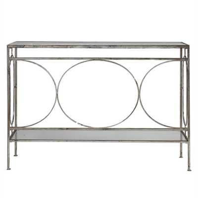 Luano, Console Table - Hudsonhill Foundry