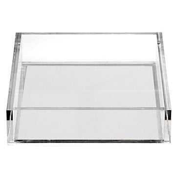 Acrylic Paper Tray - Z Gallerie