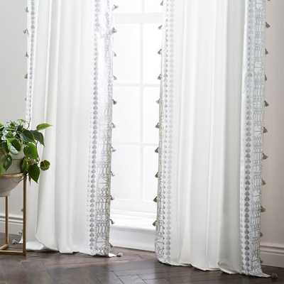 Amytis Curtain - West Elm