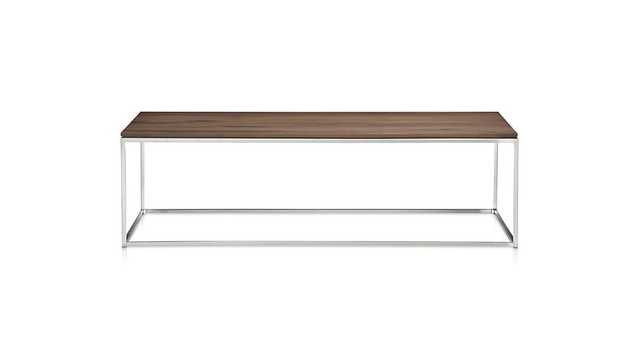 Frame Medium Coffee Table - Crate and Barrel