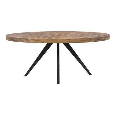 Serita Oval Dining Table - Wayfair