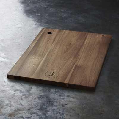 Williams Sonoma Open Kitchen Square Cutting Board, Acacia - Williams Sonoma