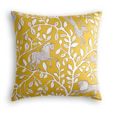 Throw Pillow - Pantheon Dandelion - Loom Decor