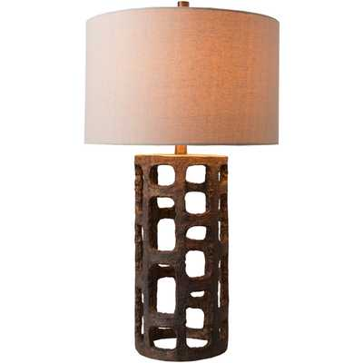 Egerton Table Lamp - EGE-100 - Neva Home