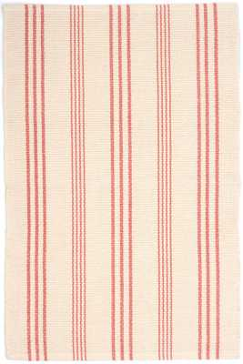 SKONA STRIPE WOVEN COTTON RUG - 6'x9' - Dash and Albert