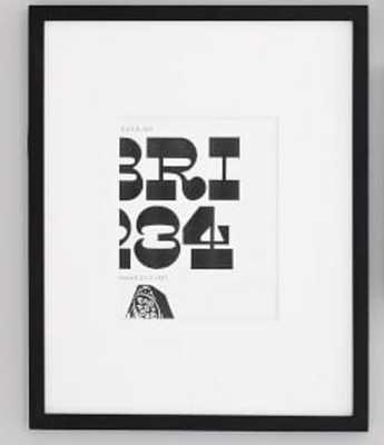 Gallery Frames black - West Elm