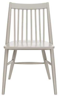 WREN 19 Inch H Spindle Dining Chair - Set of 2 - Arlo Home