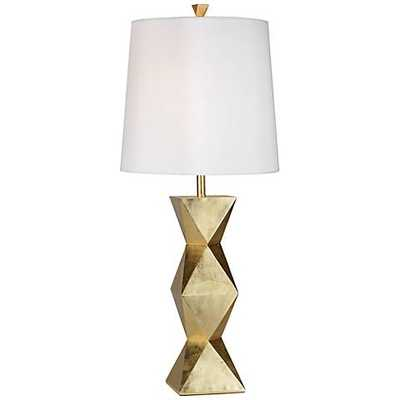 Ripley Gold Table Lamp - Lamps Plus