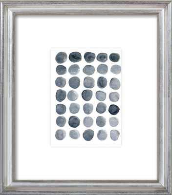 gray spots - 8x10 - Artfully Walls