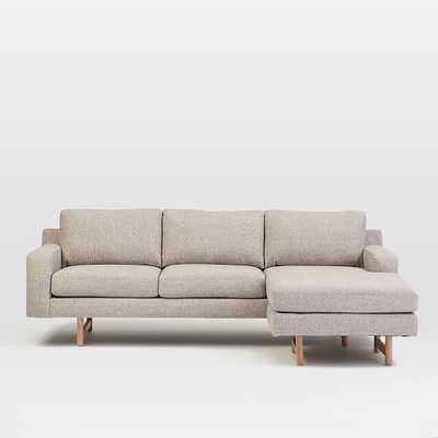 Eddy Reversible Sectional - Large - West Elm