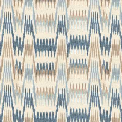 Ebb & Weave - Blueberry - Fabric by the Yard - Loom Decor