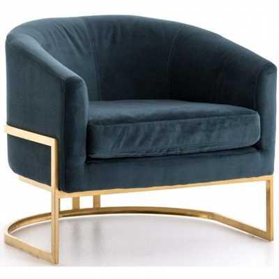 Corbin Chair, Bella Jasper - High Fashion Home