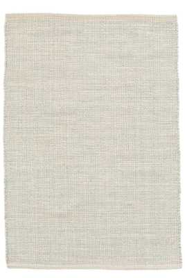 MARLED LIGHT BLUE WOVEN COTTON RUG- 6x9 - Dash and Albert