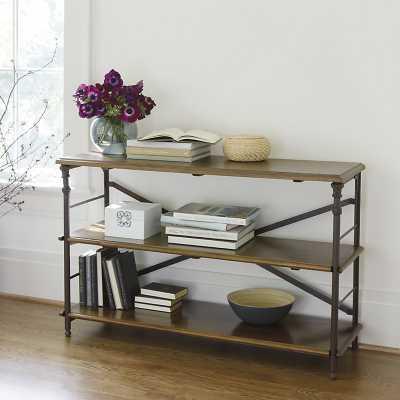 Toulouse Low Bookcase - Ballard Designs