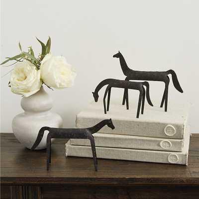 Ballard Designs Cumberland Horses - Set of 3 - Ballard Designs