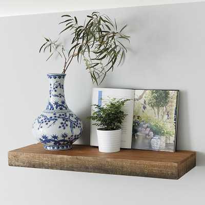 "Ballard Designs Castelli Slim Wood Shelf  12"" x 30"" - Ballard Designs"