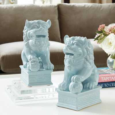 Ballard Designs Foo Dogs - Set of 2 - Ballard Designs