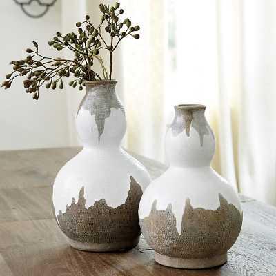 Ballard Designs Grayson Vase Collection  Medium - Ballard Designs