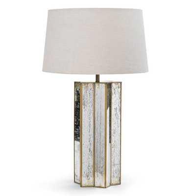 ALEXA TABLE LAMP (ANTIQUE MERCURY) - Regina Andrew