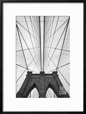 BROOKLYN BRIDGE, NEW YORK CITY - art.com