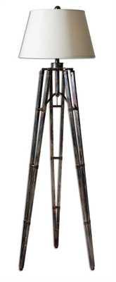 Tustin Floor Lamp - Hudsonhill Foundry