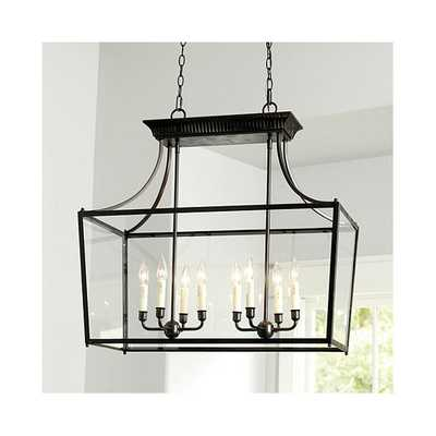 Sheffield 8-Light Chandelier - Ballard Designs