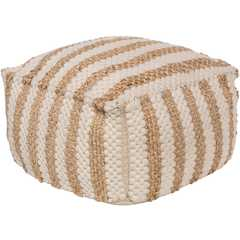 Oak Cove Pouf - Neva Home