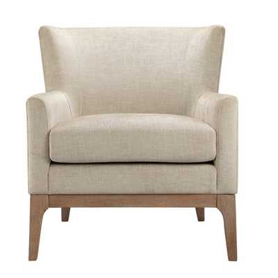 Madison Park Skylar Cream Accent Chair - Overstock