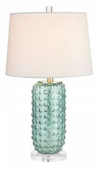 BUBBLY TABLE LAMP, GREEN - Lulu and Georgia