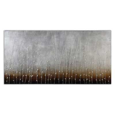 Sterling Branches Original Painting on Canvas - Hudsonhill Foundry