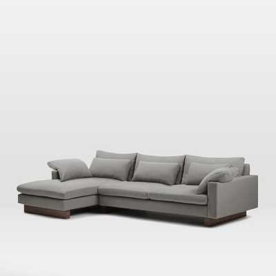 Harmony 2-Piece Chaise Sectional (Left Chaise 2-Piece Sectional) - West Elm