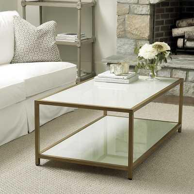Ballard Designs Suzanne Kasler Lydie Coffee Table - Ballard Designs
