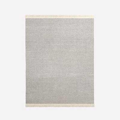 Tweed Flatweave Dhurrie Rug - 9' x 12' - West Elm