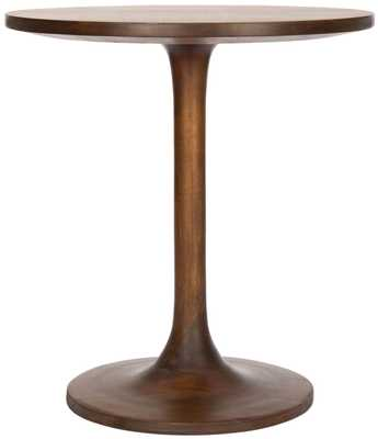 Nate Round End Table - Burke Decor