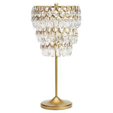 Teardrop Table Lamp, CFL - Pottery Barn Teen