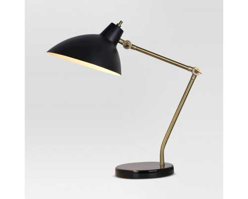 Coulee Desk Lamp (Includes CFL Bulb) - Project 62 - Target