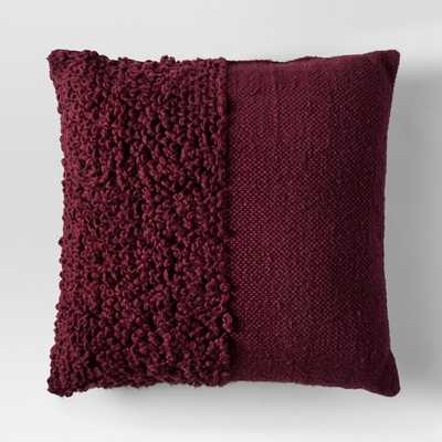 Solid Textured Throw Pillow - Project 62 - Target
