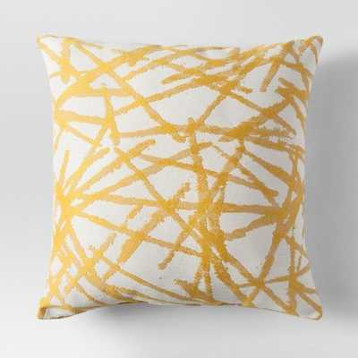 Brushstrokes Woven Throw Pillow - Project 62 - Target
