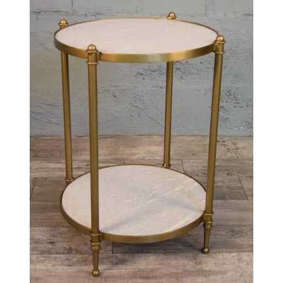 Beachlands End Table - Wayfair