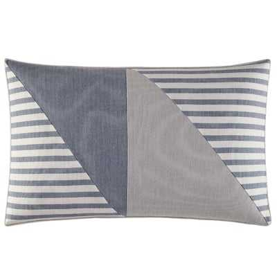 Fairwater 100% Cotton Lumbar Pillow - Wayfair
