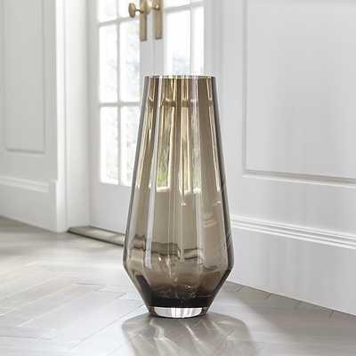 Capital Floor Vase - Crate and Barrel
