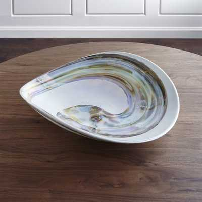 Fossili Centerpiece Bowl - Crate and Barrel