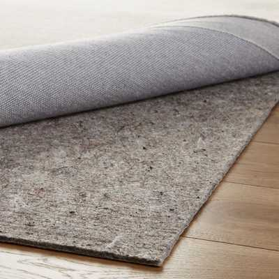 Multisurface 5'x8' Thick Rug Pad - Crate and Barrel