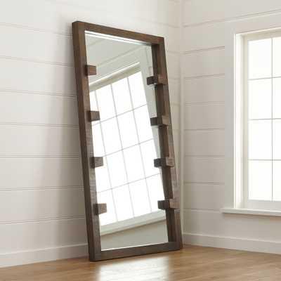 Stilt Floor Mirror - Crate and Barrel