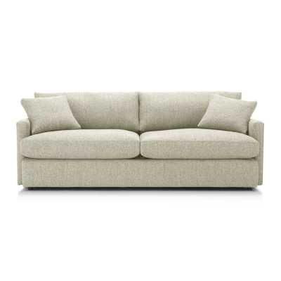 "Lounge II Petite 93"" Sofa - Crate and Barrel"