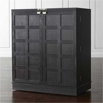Steamer Bar Cabinet - Crate and Barrel